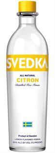 Svedka Vodka Citron 1.75l